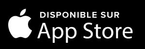 Disponible sur l'App Store
