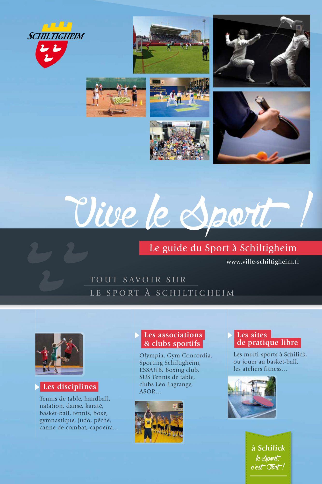 Une Guide du sport 2016