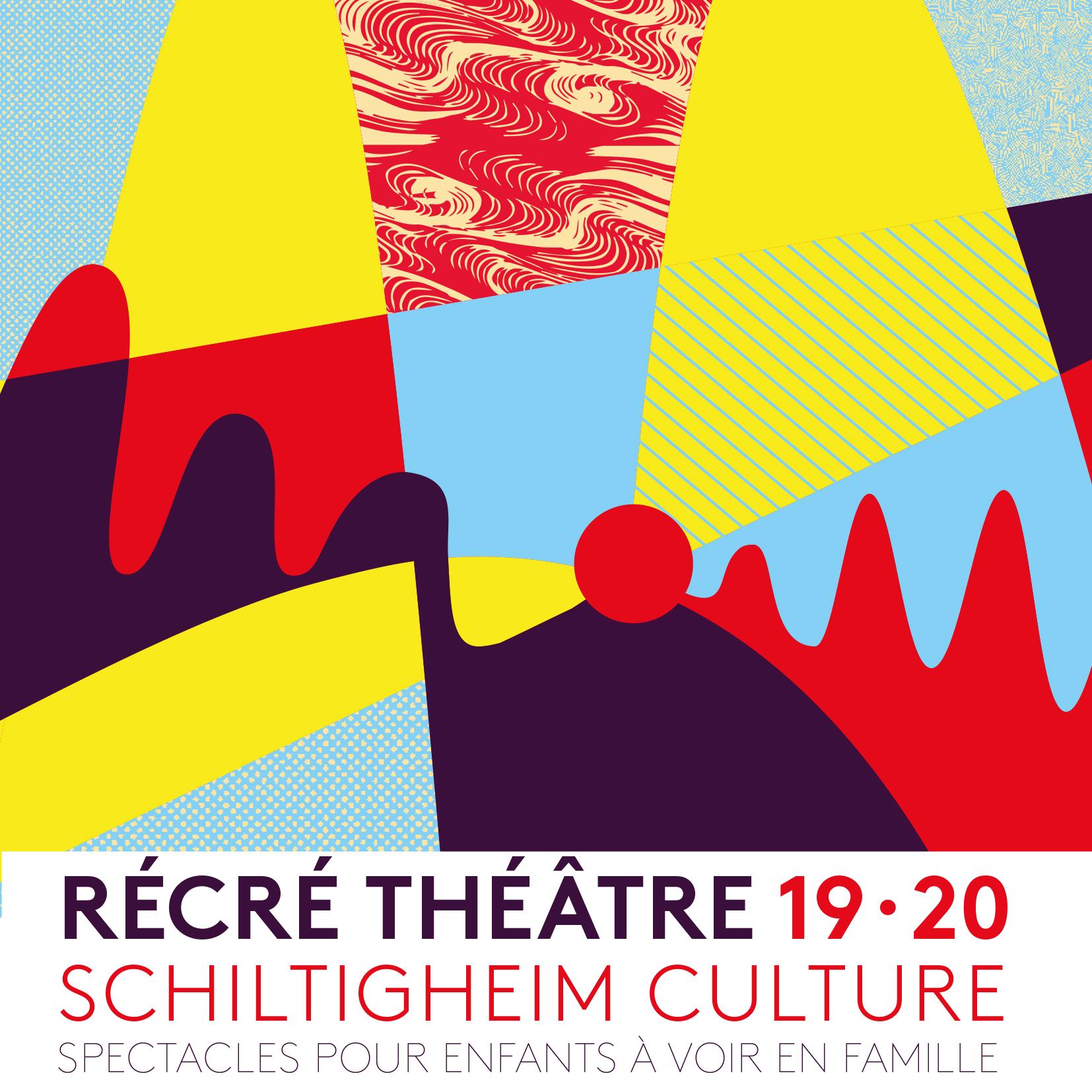 Récré-théâtre 2019