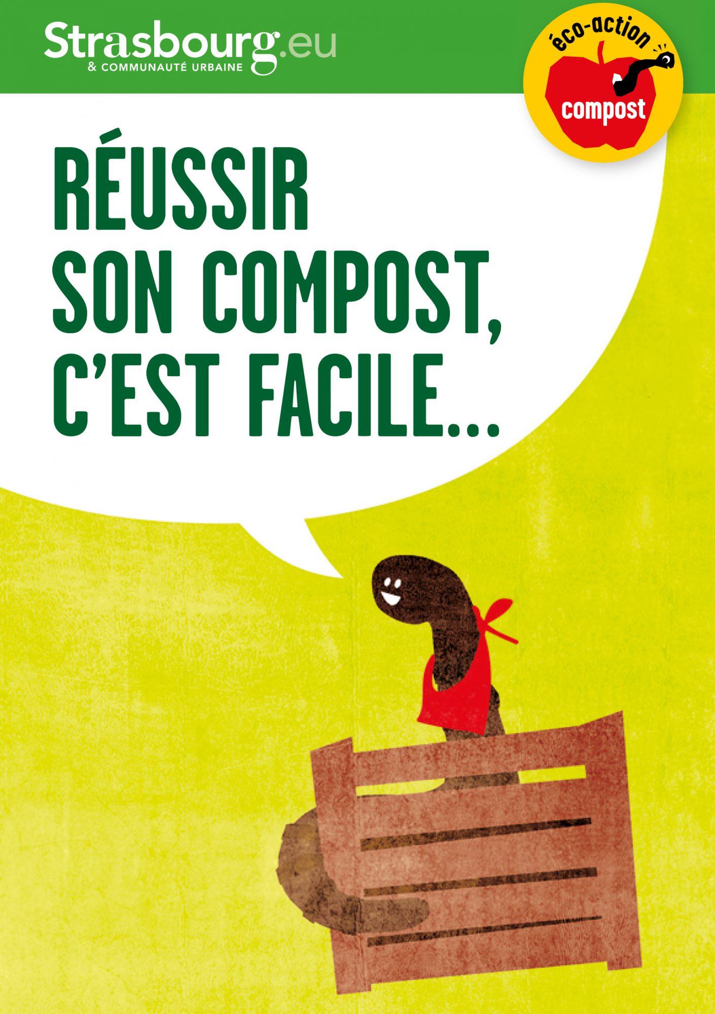 Réussir son compost c'est facile